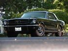 Ford Mustang Coupe 1965 ford mustang 2 dr ht coupe 289 v 8 4 spd