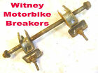 HONDA CBR125 REAR WHEEL SPINDLE ADJUSTERS CBR 125R 04-05 125RS 05-06 125RW 05-10