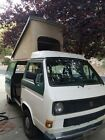 Volkswagen Bus Vanagon Westfalia 1983 vw westfalia westy