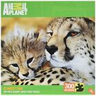 MasterPieces Masterpieces Cheetahs Animal Planet Grip Puzzle (300-Piece)