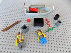 LEGO Pirate Starter Set with 2 Minifigure Cannon rowboat crates more e
