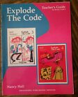 Explode the Code Book 34 by Nancy M Hall 2008 Paperback Teachers