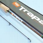 Major Craft TRAPARA TPS 702LX Stream Spinning 2 piece Fishing Rod NEW Trout
