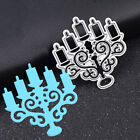 Embossing Cutting Dies Stencils Candle Craft Decor Template Scrapbooking