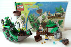 LEGO #3817 THE FLYING DUTCHMAN SPONGEBOB PATRICK PIRATE MINIFIGURES INSTRUCTIONS