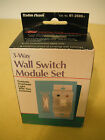 RADIO SHACK 61-2686A 3-Way REMOTE WALL SWITCH MODULE, NOS