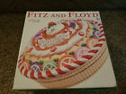 Fitz and Floyd Nutcracker Sweets Holiday Collection- Pie Plate ONLY