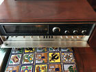 Rare 1970 Pioneer SX 9000 Receiver with Reverberation Wooden Case Amp or PreAmp