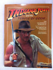 Indiana Jones and the Temple of Doom Illustrated Screenplay signed Kate Capshaw