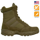 Maelstrom TAC FORCE 8 Coyote Brown Military Tactical Work Boots