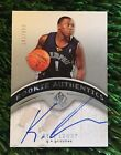 2006-07 SP Authentic KYLE LOWRY Rookie RC On Card Auto #ED 999 Raptors