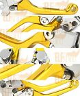 For Suzuki RM250 1996-1999 97 98 CNC Pivot Dirt Bike Clutch Brake Levers