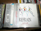 A.S.A.P. AS SOON AS POSSIBLE    JAPAN CD OBI H774