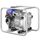 YAMAHA YP20TX 2 Inch 4 Gallon 184 GPM 4 Cycle Durable Recoil Engine Trash Pump