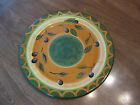 Pfaltzgraff Everyday Dinnerware Tuscan Olives Bowls, Dinner Plates, Salad Plates