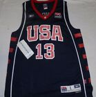 Tim Duncan Olympic Dream Team USA Replica Reebok Jersey Adult Large Authentic