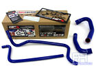 HPS Silicone Radiator+Heater Hose Kit for 02 06 Jeep Wrangler TJ 40L LHD Blue