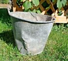 Galvanized Bucket Barn Fresh Farm House Distressed 11