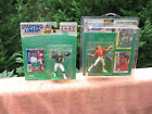 Lot of 2 John Elway Starting Lineup NFL Action Figures & Cards~!993 & 1997