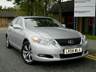 2008 08 Lexus GS 300 30 SE CVT 4dr WITH FSH+KEYLESS ENTRY+NAV+CAM