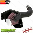 KN Cold Air Intake Performance Kit For 2007 2011 Jeep Wrangler JK 38L