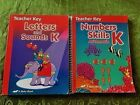 Abeka K5 TE Letters and Sounds  Numbers Skills Phonics Arithmetic Kindergarten