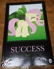 My Little Pony: San Diego Comic Con 2011 Motivational Posters Set of 8 VERY RARE