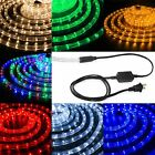 LED Rope Light 1 2 Thick Christmas Lighting Strips XMAS 10 25 50 100 150FT