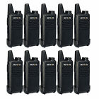 5 pairs Retevis RT22 walkie talkie 2W UHF 400-480MHz 16CH CTCSS/DCS Monitor TOT