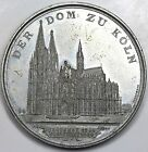 (c. 1880) Germany medal of the Cologne Cathedral by Brentwett, AU