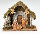 Roman Fontanini 5 Collection Nativity Creche 5 Piece Set 54790