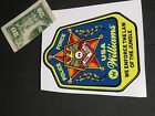 Police Force Decal    by williams