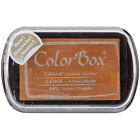 ColorBox Fluid Chalk Ink Pad Harvest Pk 1 Clearsnap