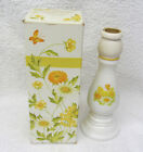 Vintage Avon FULL Buttercup Candlestick MOONWIND Cologne with box  6 oz