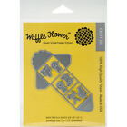 Waffle Flower Die Mini Trifold Notes Pk 1 Waffle Flower Crafts