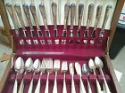 Edwards complete service for 12 silverware plus hostess