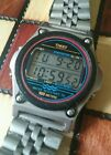 TIMEX atlantis vintage retro digital watch