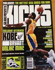 Los Angeles Lakers Rare Kobe Bryant Magazine Slam Kicks Mint Issue No Label