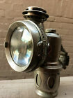 ANTIQUE 1900s UK English DICTATOR 22 PH BICYCLE BIKE motorcycle CARBIDE LAMP