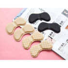 4 pcs 2 pairs Back Heel Grips Shoes Heel Grips Liner Insoles Cushion Pad 2 Color