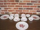 15 PIECE FIRE KING OVEN WARE PRIMROSE MILK GLASS DISHES--MADE IN USA