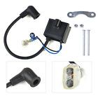 New Ignition Coil Fit 49cc 50cc 66cc 80cc 2 Stroke Engine Motorized Bicycle Bike