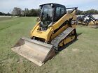 13 Caterpillar 299D Skid Steer