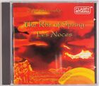 STRAVINSKY: Rite of Spring, Les Noces Redwood Symphony CLARITY Audiophile CD
