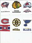 NHL Gumball stickers all new for 2016 17 all teams available