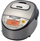 Tiger Rice Cooker |JKTS10U| 5-cup, multi-function with Induction Heating