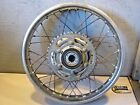 HONDA REAR WHEEL HUB RIM 215X18 MT250 XL250 XL350 MT XL 250 350 1974-1977 OEM