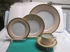 Fitz & Floyd Versailles Shell Peach fine china 1-5pc. place setting new Japan