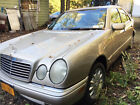 1998 Mercedes-Benz E-Class  1998 below $2800 dollars