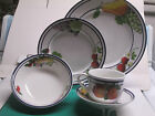 Lenox Fruit Groves fine china 1-5pc. place setting new perfect condition